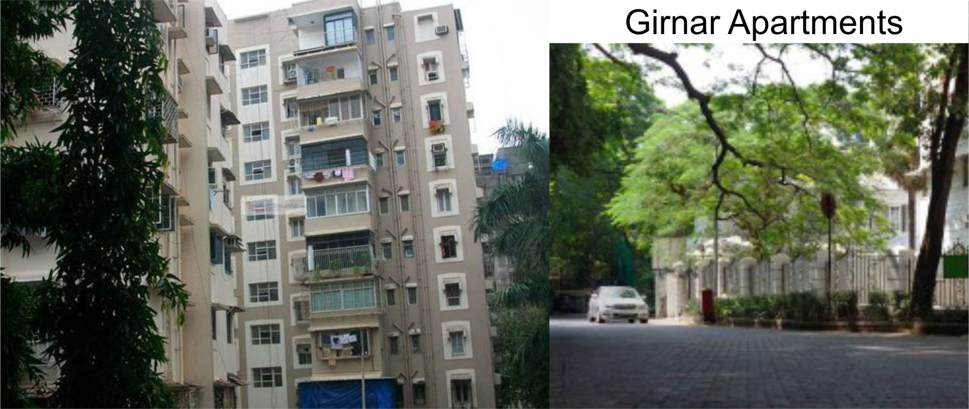 Girnar Apartments - Bandra West