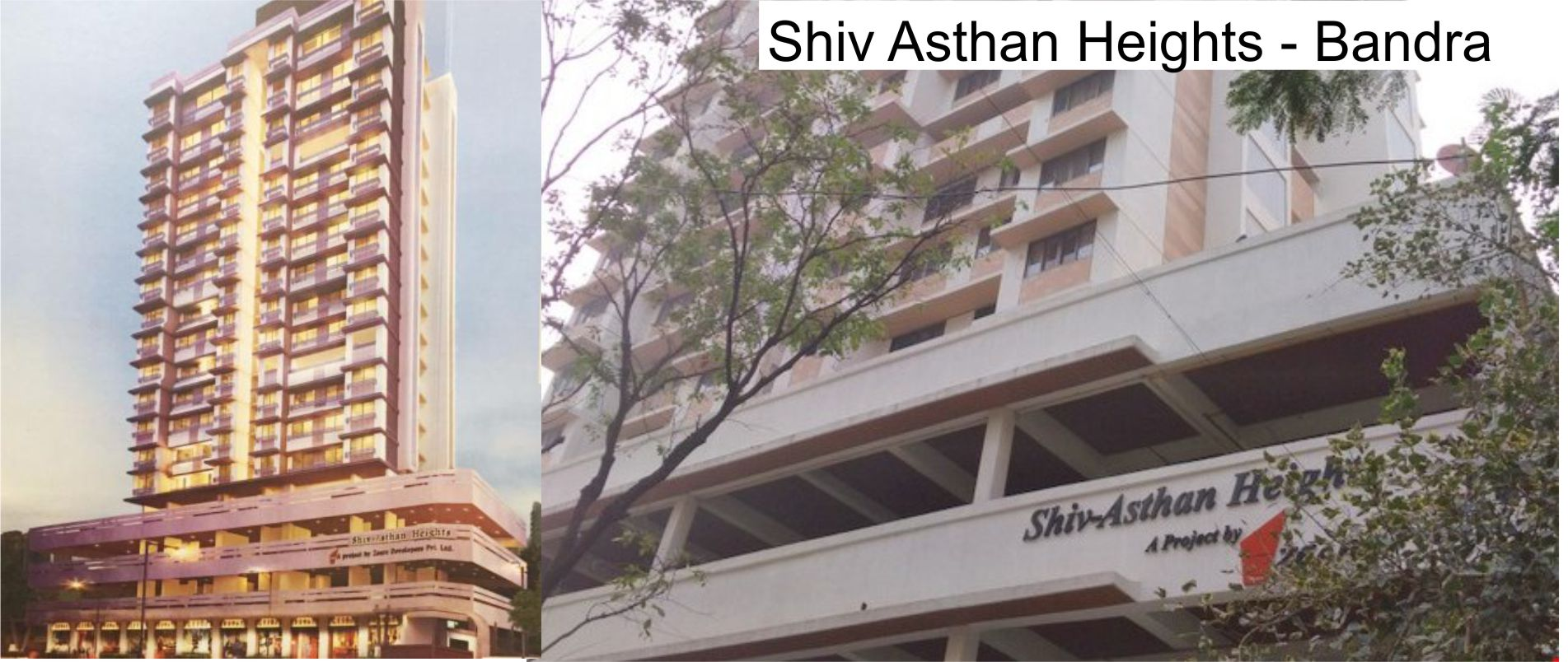 Shiv Asthan Heights Apartment - Bandra West