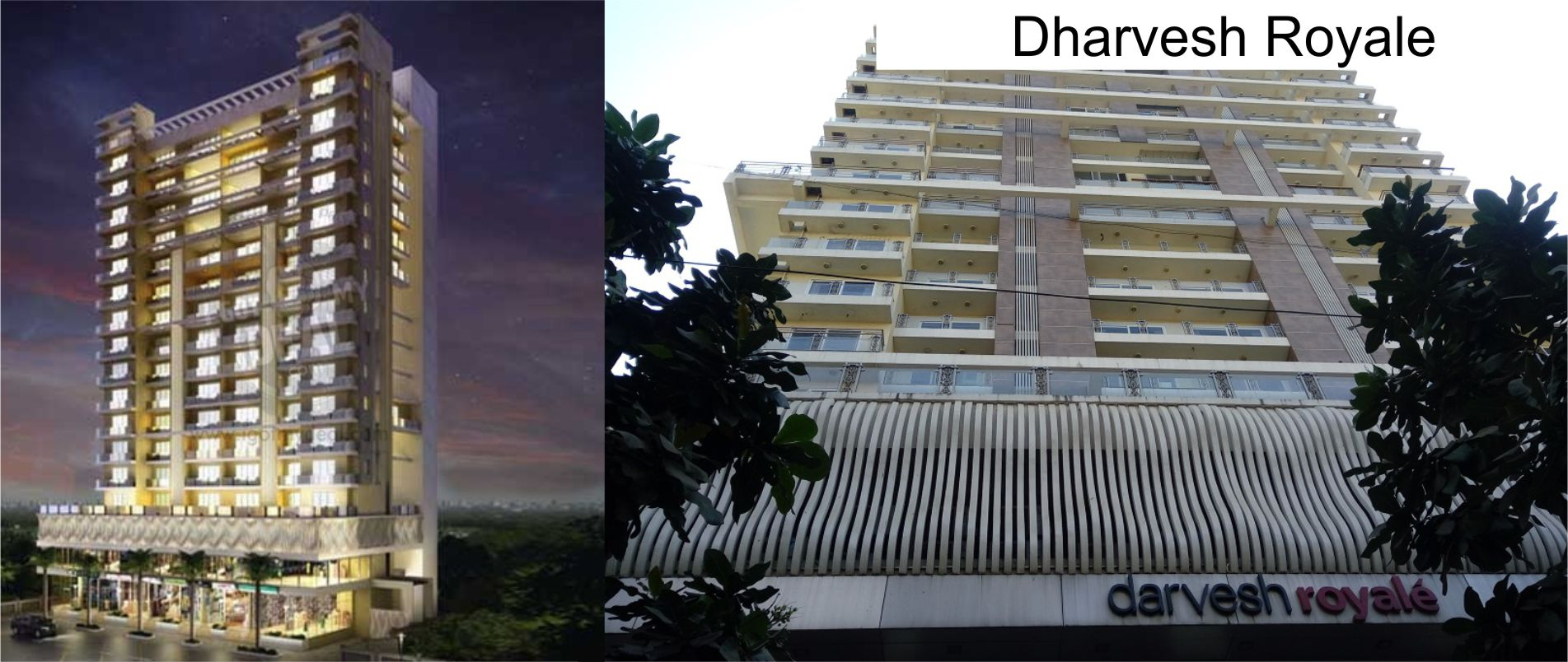 Dharvesh Royale -Bandra west